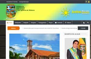 Gobierno Autónomo Municipal San Ignacio de Velasco